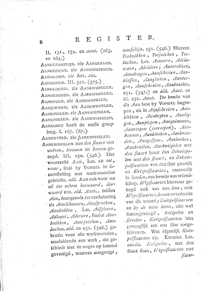 Balthazar Huydecoper, Proeve van taal en dichtkunde · dbnl