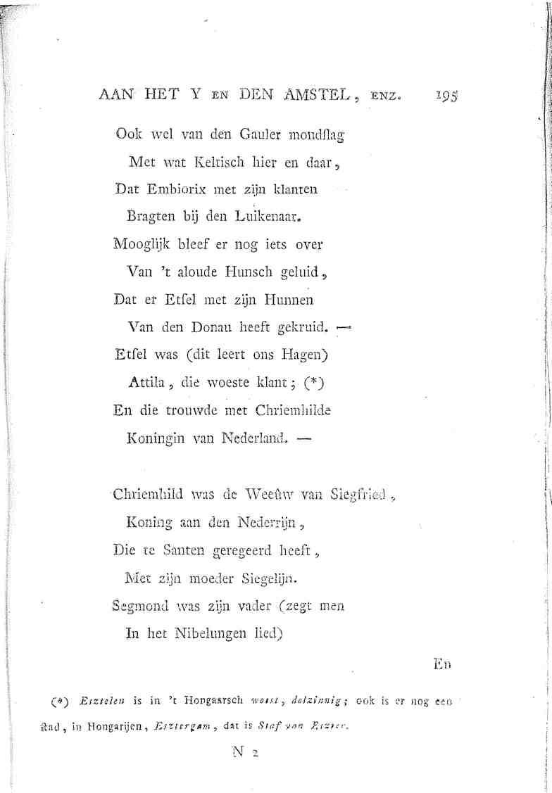 Johannes Kinker Gedichten Dbnl
