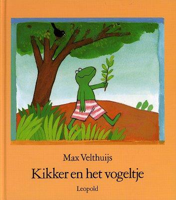 Populair Max Velthuijs, Kikker en het vogeltje · dbnl &FG51