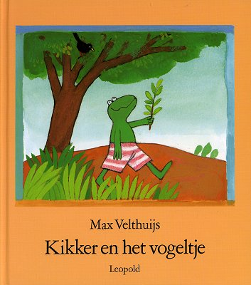 Max Velthuijs Kikker En Het Vogeltje Dbnl